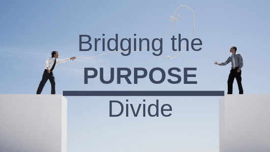 Purpose is Central to Our Organization's Success (But Not Really)